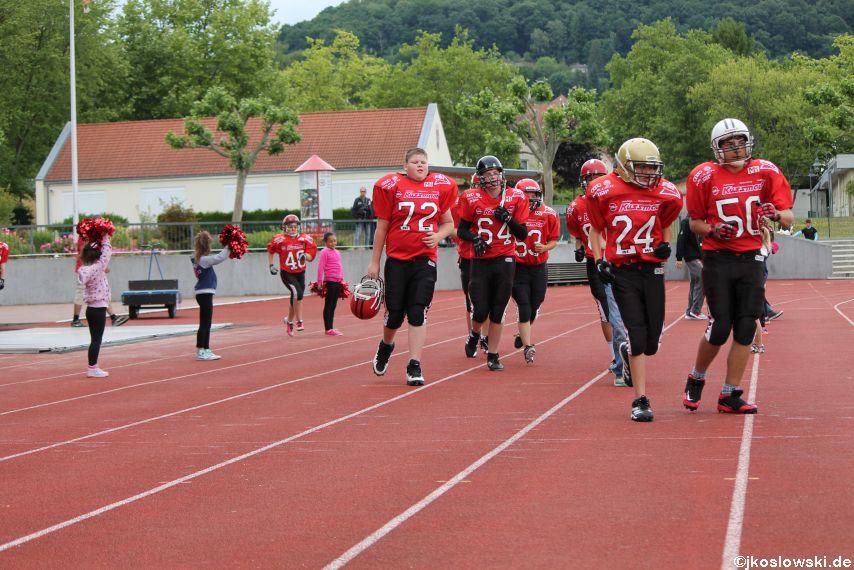 Das finale Turnier der U15 Landesliga Mitte 003