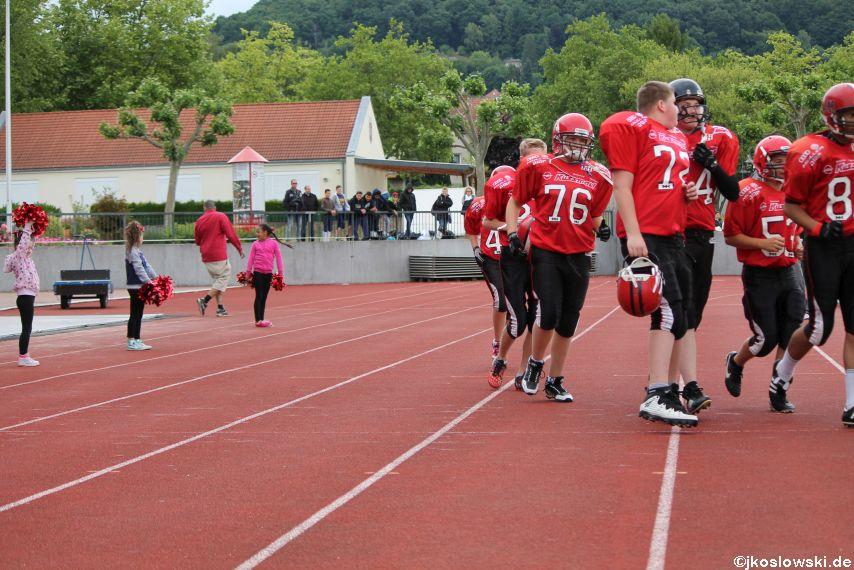 Das finale Turnier der U15 Landesliga Mitte 005