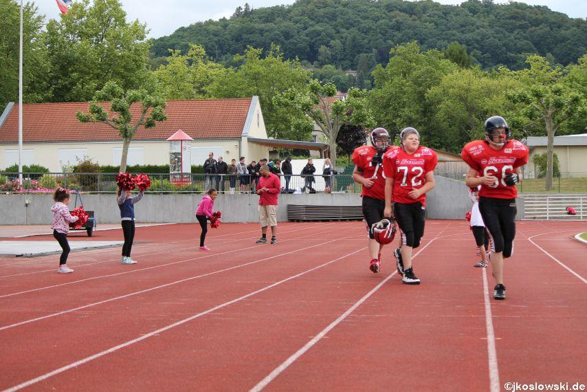 Das finale Turnier der U15 Landesliga Mitte 010