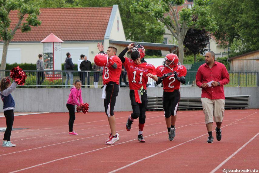 Das finale Turnier der U15 Landesliga Mitte 014