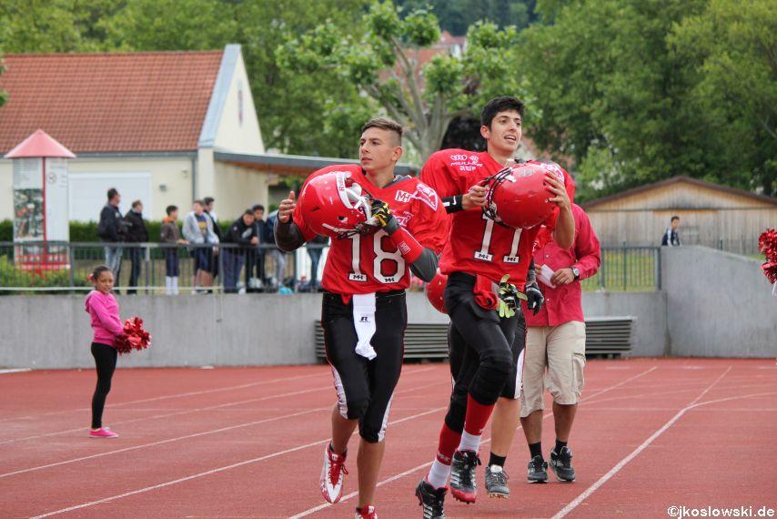 Das finale Turnier der U15 Landesliga Mitte 015