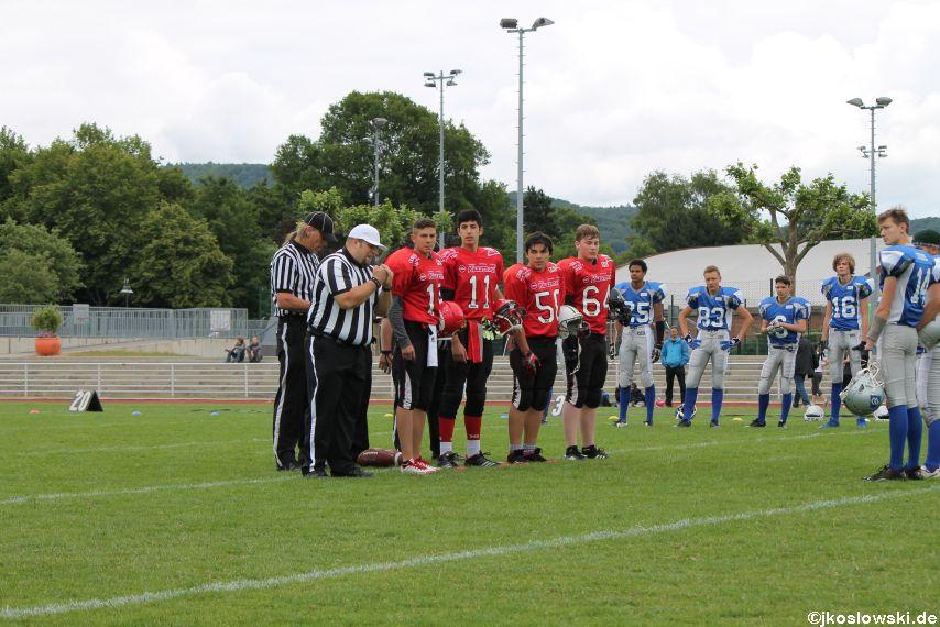 Das finale Turnier der U15 Landesliga Mitte 017