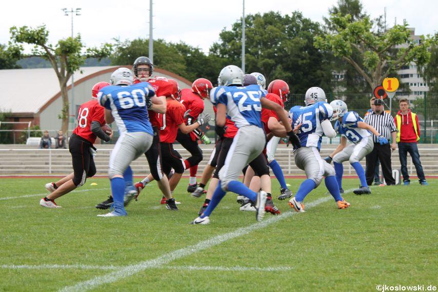 Das finale Turnier der U15 Landesliga Mitte 020