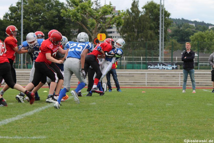 Das finale Turnier der U15 Landesliga Mitte 021