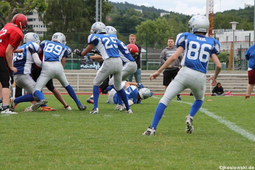 Das finale Turnier der U15 Landesliga Mitte 022