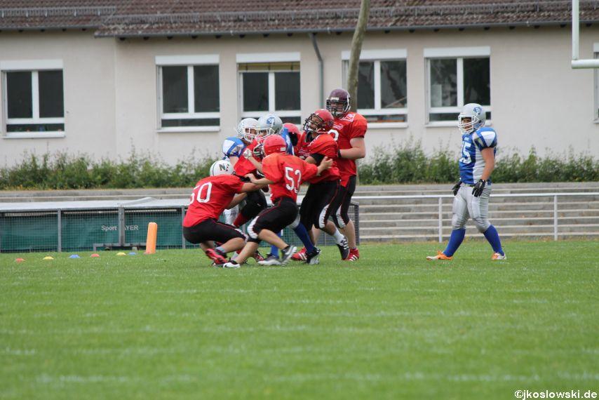 Das finale Turnier der U15 Landesliga Mitte 033