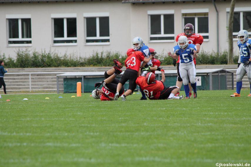 Das finale Turnier der U15 Landesliga Mitte 034