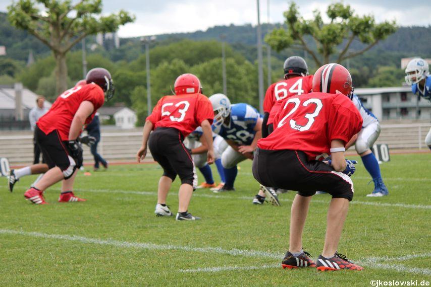 Das finale Turnier der U15 Landesliga Mitte 035