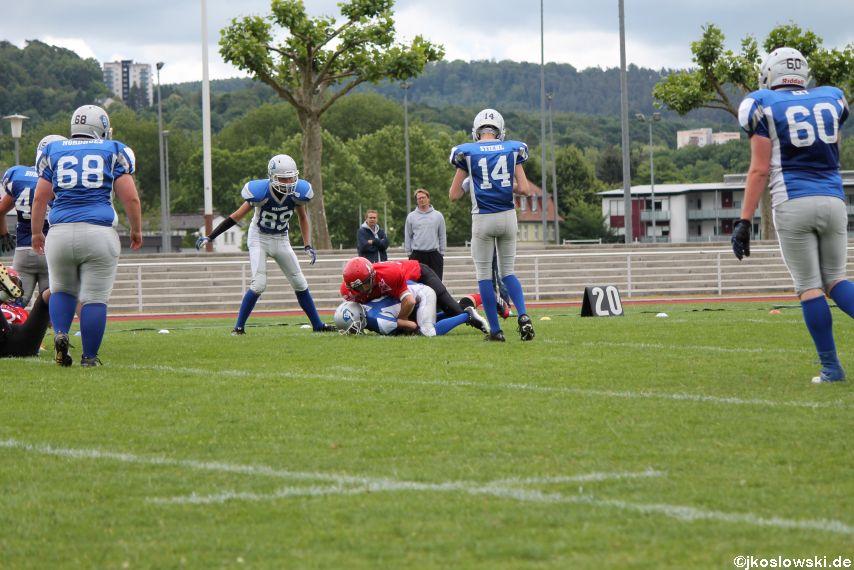 Das finale Turnier der U15 Landesliga Mitte 044