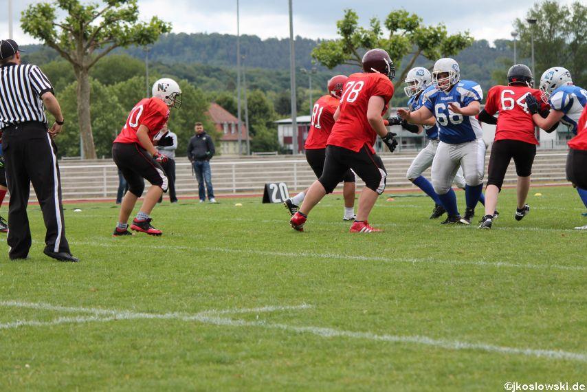 Das finale Turnier der U15 Landesliga Mitte 045