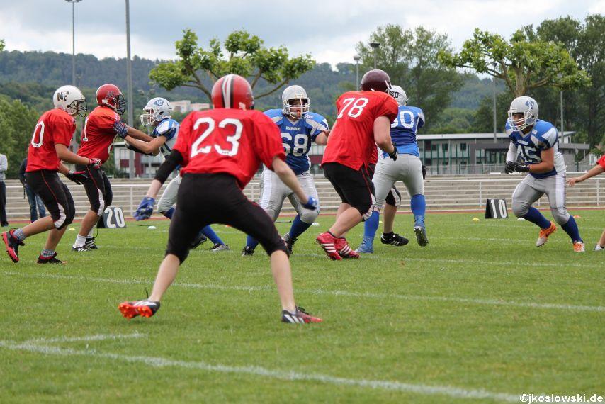 Das finale Turnier der U15 Landesliga Mitte 046