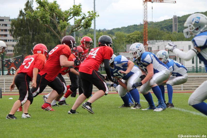 Das finale Turnier der U15 Landesliga Mitte 050