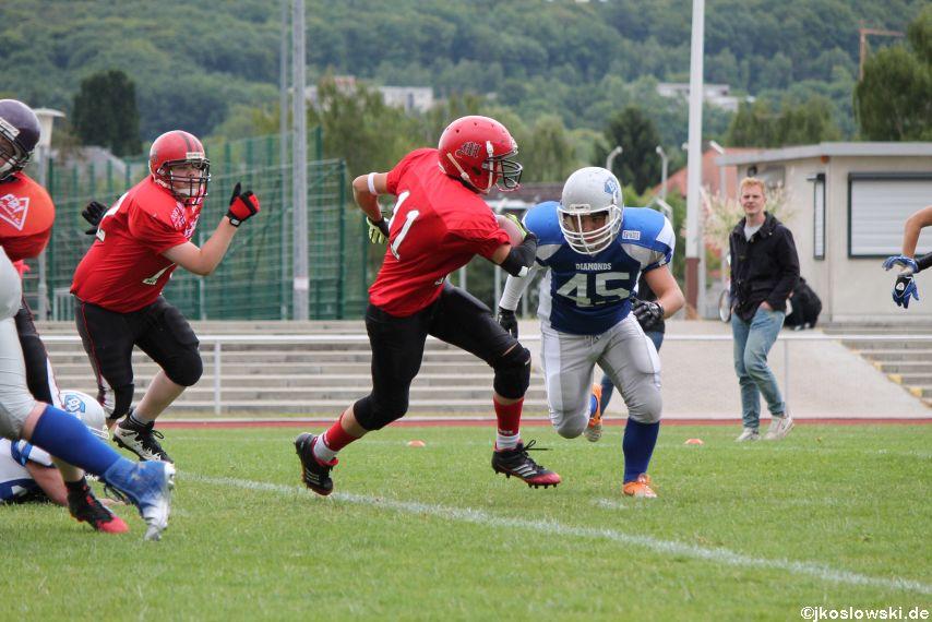 Das finale Turnier der U15 Landesliga Mitte 052