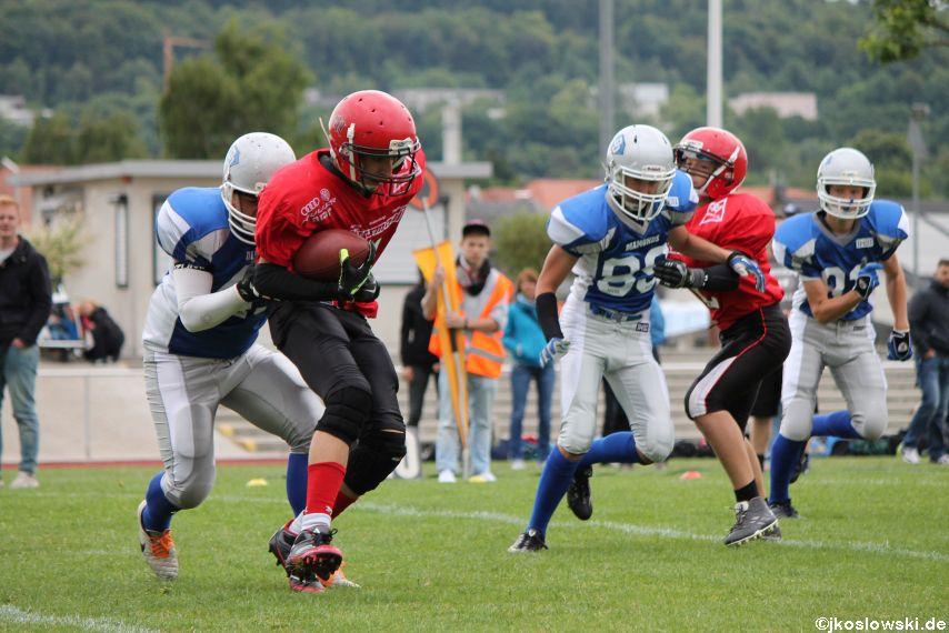 Das finale Turnier der U15 Landesliga Mitte 053