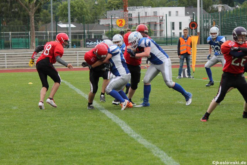 Das finale Turnier der U15 Landesliga Mitte 062