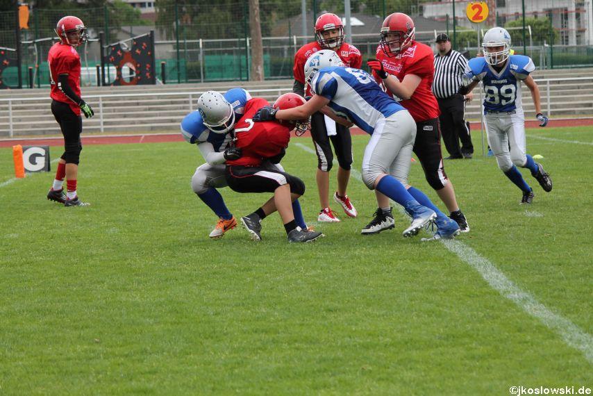 Das finale Turnier der U15 Landesliga Mitte 063