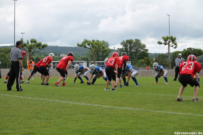 Das finale Turnier der U15 Landesliga Mitte 072