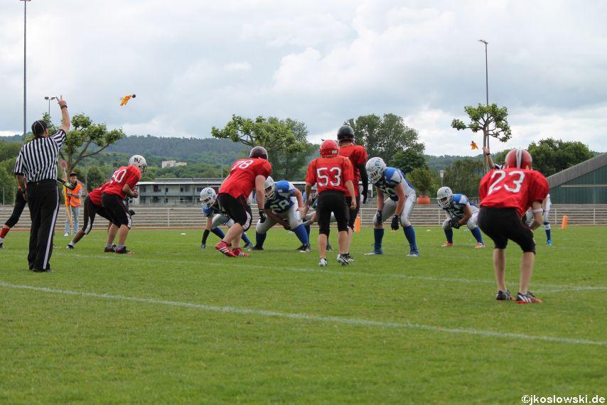 Das finale Turnier der U15 Landesliga Mitte 073