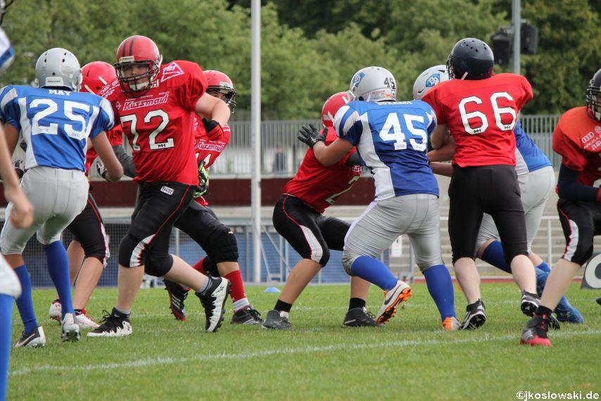Das finale Turnier der U15 Landesliga Mitte 084