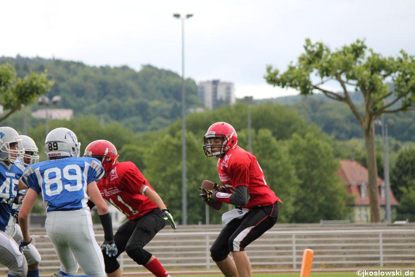 Das finale Turnier der U15 Landesliga Mitte 089