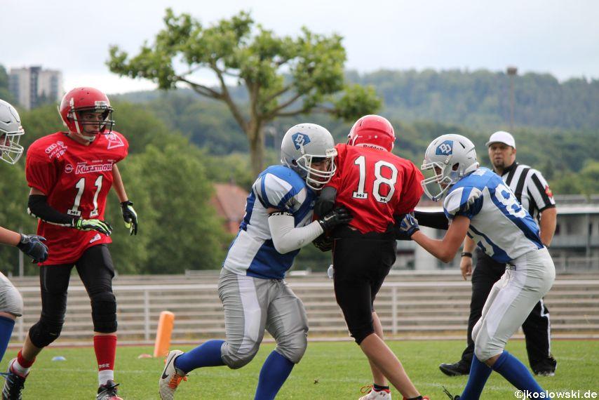 Das finale Turnier der U15 Landesliga Mitte 090