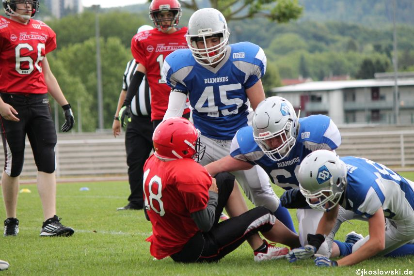 Das finale Turnier der U15 Landesliga Mitte 091