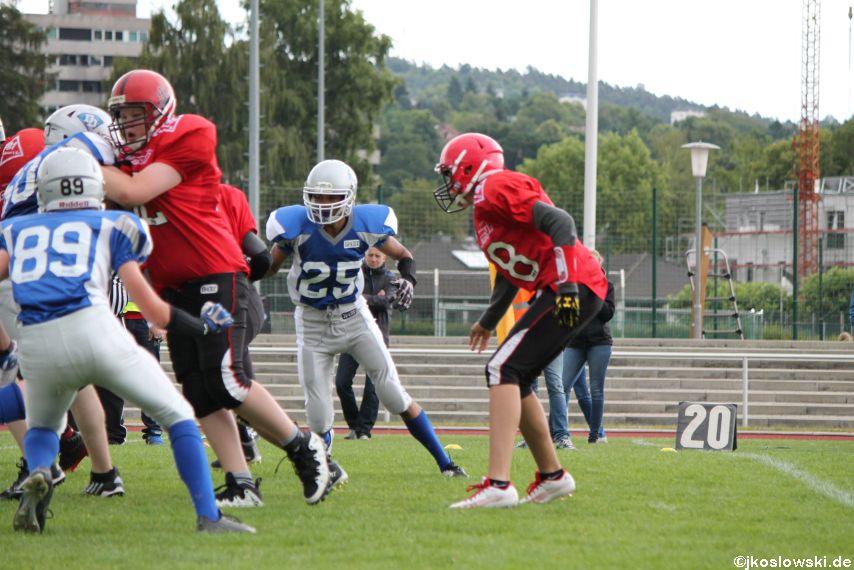 Das finale Turnier der U15 Landesliga Mitte 099