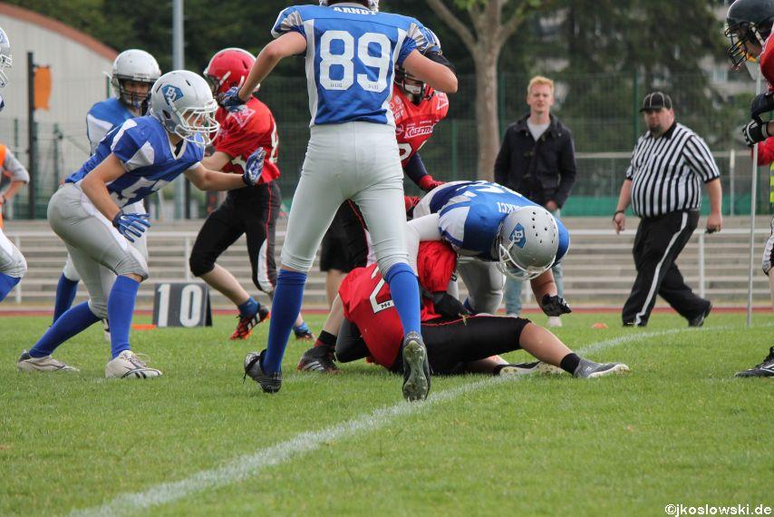 Das finale Turnier der U15 Landesliga Mitte 100