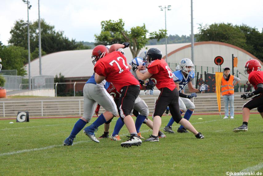 Das finale Turnier der U15 Landesliga Mitte 103