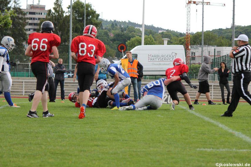 Das finale Turnier der U15 Landesliga Mitte 105