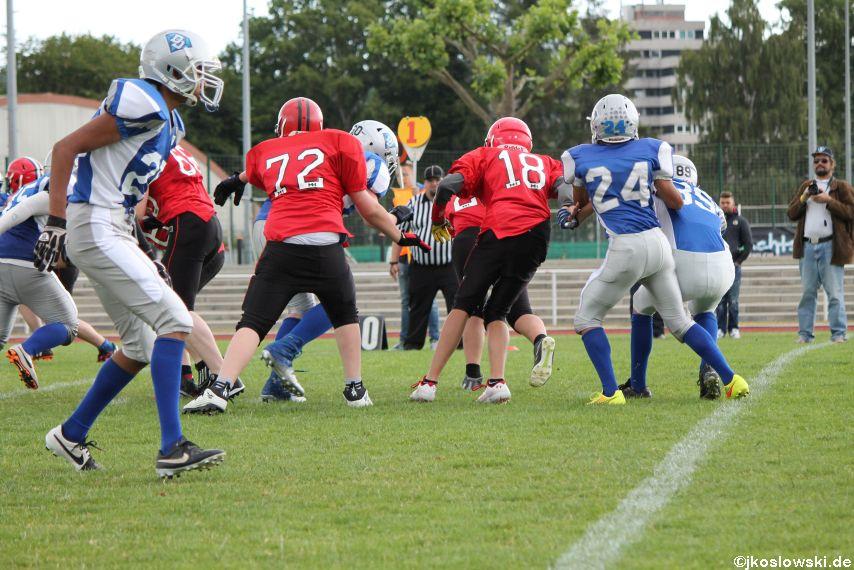 Das finale Turnier der U15 Landesliga Mitte 107