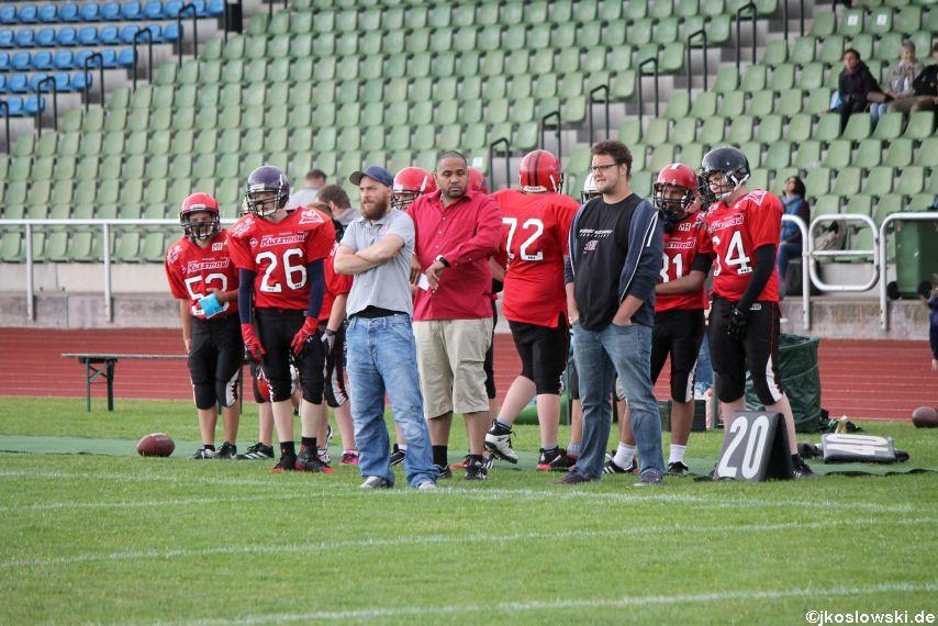 Das finale Turnier der U15 Landesliga Mitte 112