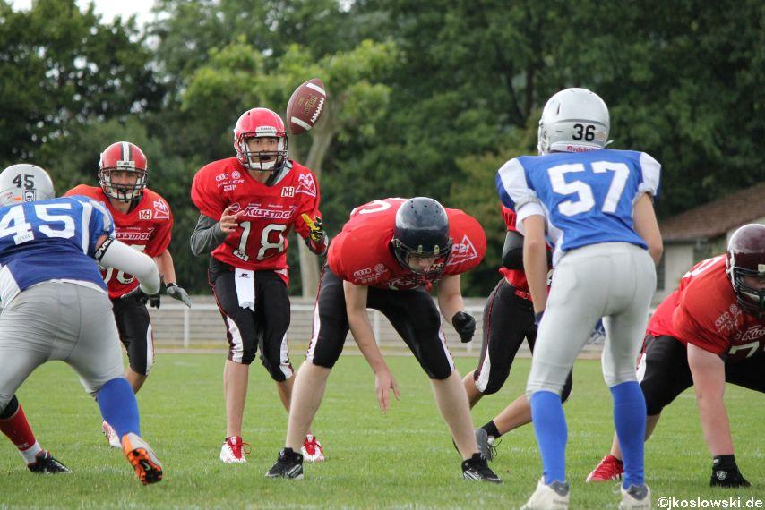 Das finale Turnier der U15 Landesliga Mitte 113