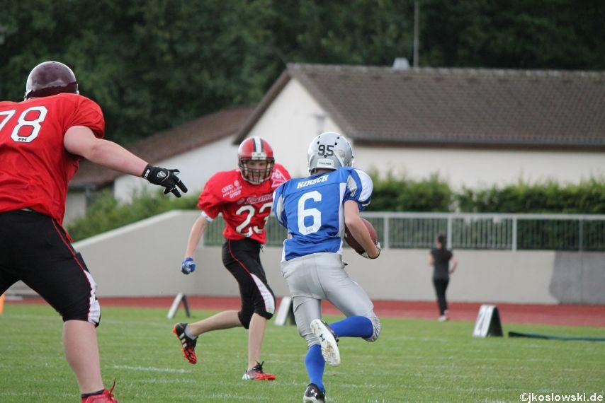 Das finale Turnier der U15 Landesliga Mitte 119