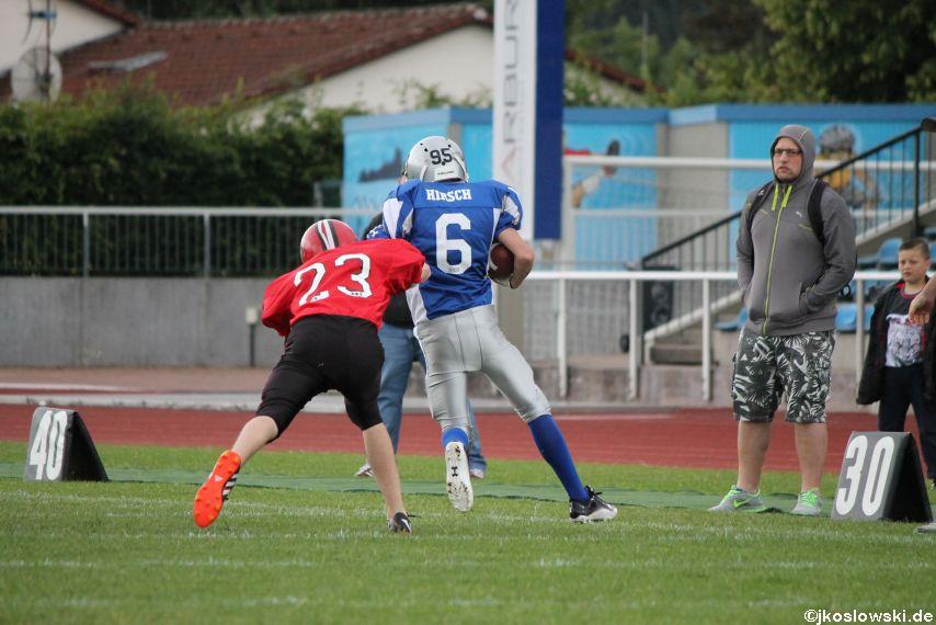 Das finale Turnier der U15 Landesliga Mitte 120
