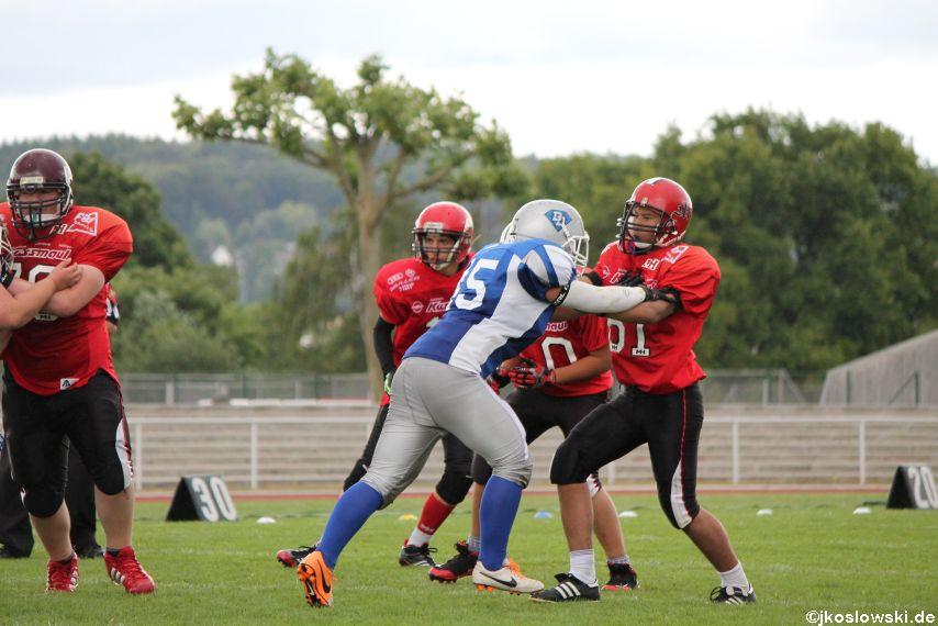 Das finale Turnier der U15 Landesliga Mitte 122