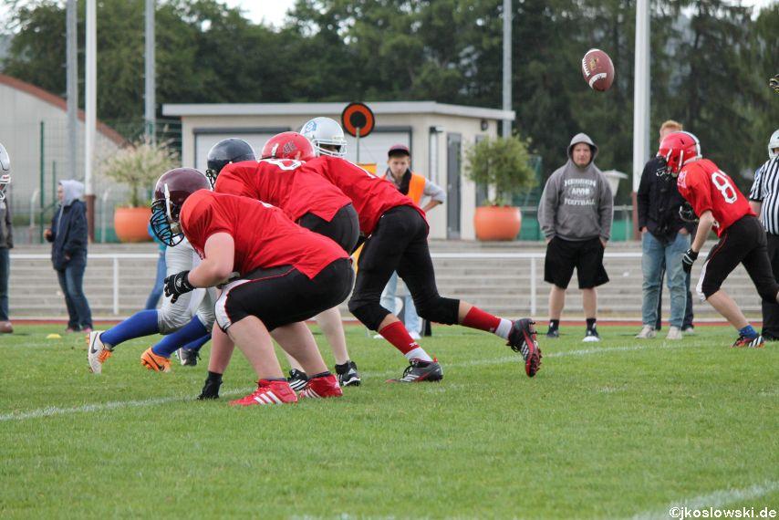 Das finale Turnier der U15 Landesliga Mitte 129