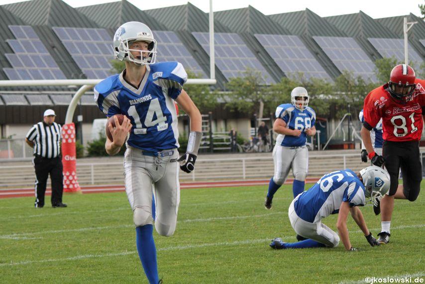 Das finale Turnier der U15 Landesliga Mitte 130