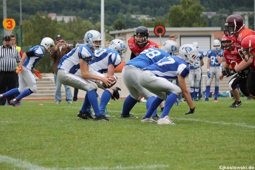 Das finale Turnier der U15 Landesliga Mitte 134