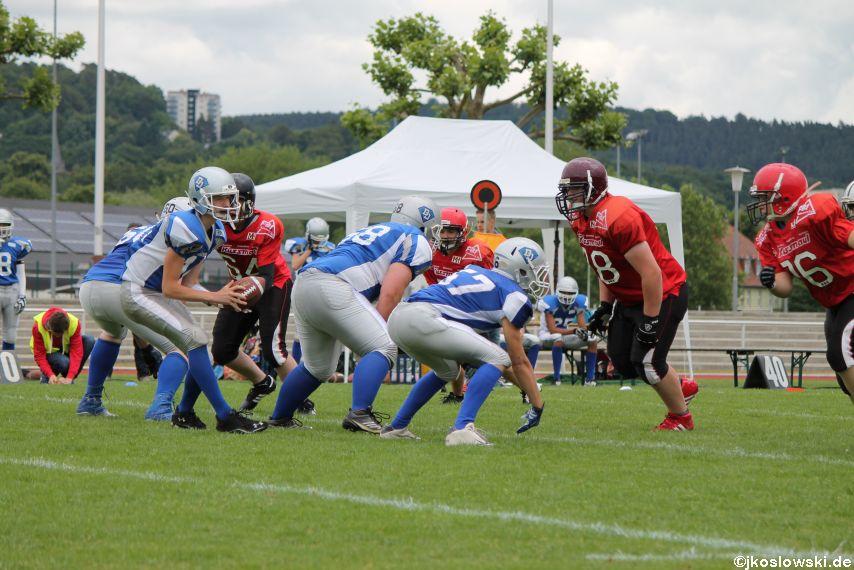 Das finale Turnier der U15 Landesliga Mitte 137