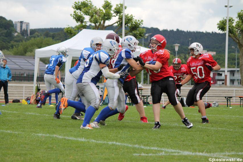 Das finale Turnier der U15 Landesliga Mitte 138
