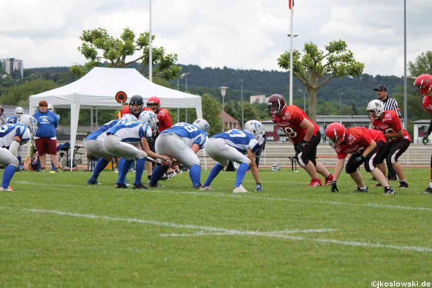 Das finale Turnier der U15 Landesliga Mitte 139
