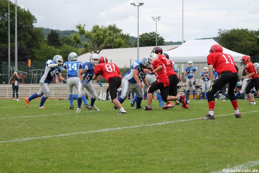 Das finale Turnier der U15 Landesliga Mitte 141