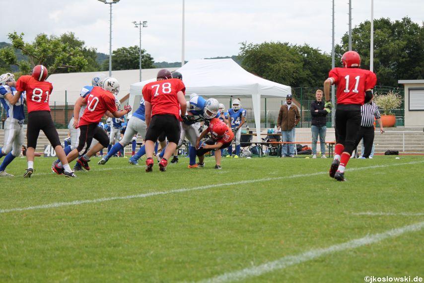 Das finale Turnier der U15 Landesliga Mitte 142