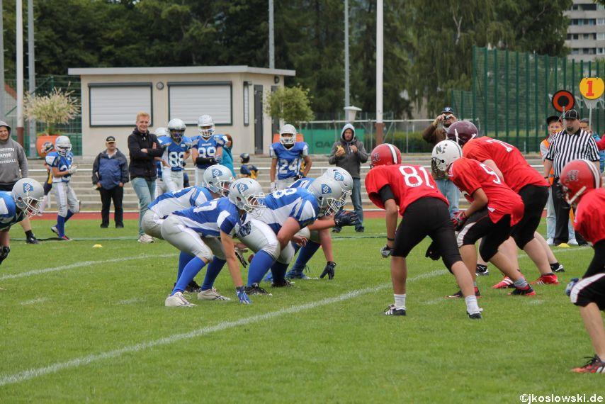 Das finale Turnier der U15 Landesliga Mitte 145