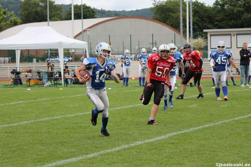 Das finale Turnier der U15 Landesliga Mitte 146