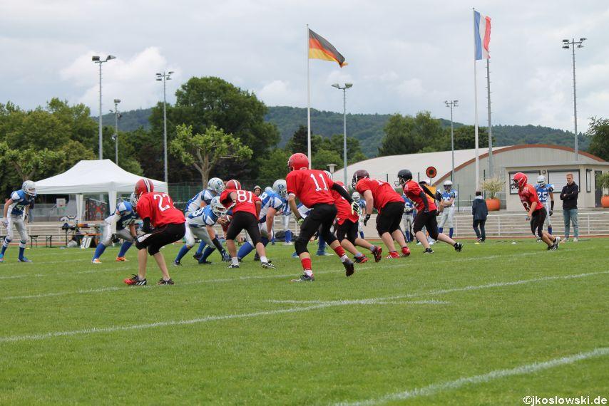 Das finale Turnier der U15 Landesliga Mitte 147