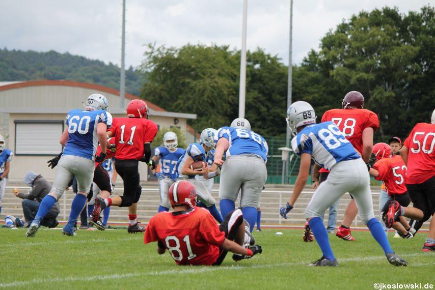 Das finale Turnier der U15 Landesliga Mitte 151