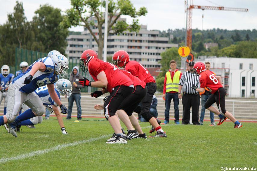 Das finale Turnier der U15 Landesliga Mitte 152