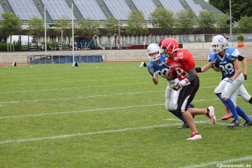 Das finale Turnier der U15 Landesliga Mitte 153
